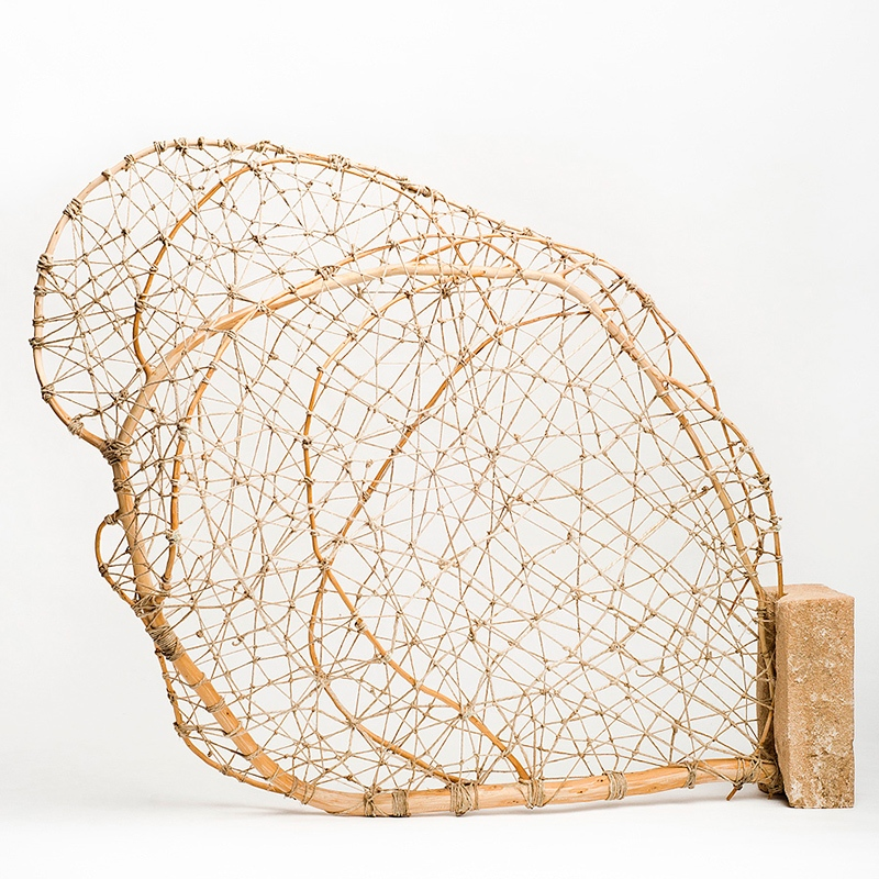 2014_Wood_and_string_High_30cm